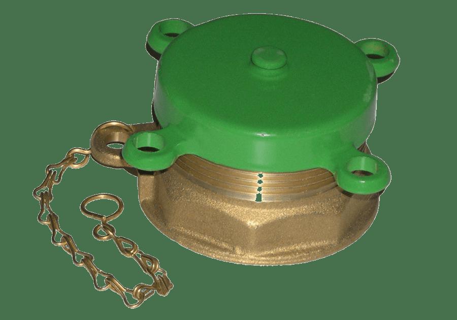 Tankkeuring - mazouttank controle - groene dop