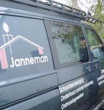 Schoorsteenvegen - schoorsteenveger Janneman